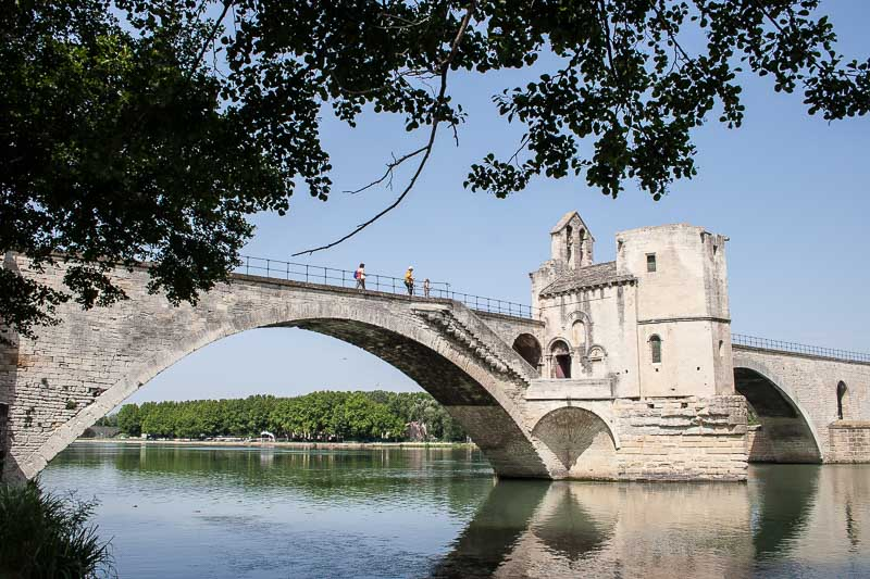 avignon bridge picture