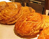 Galette des rois, Epiphany treat in Paris