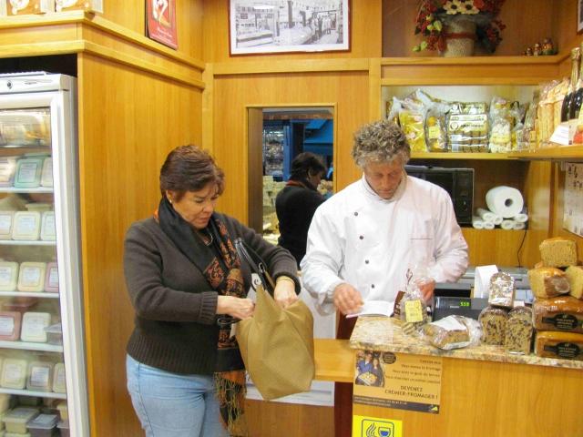 Paris Cookbook Fair 2012 Denise Vivaldo